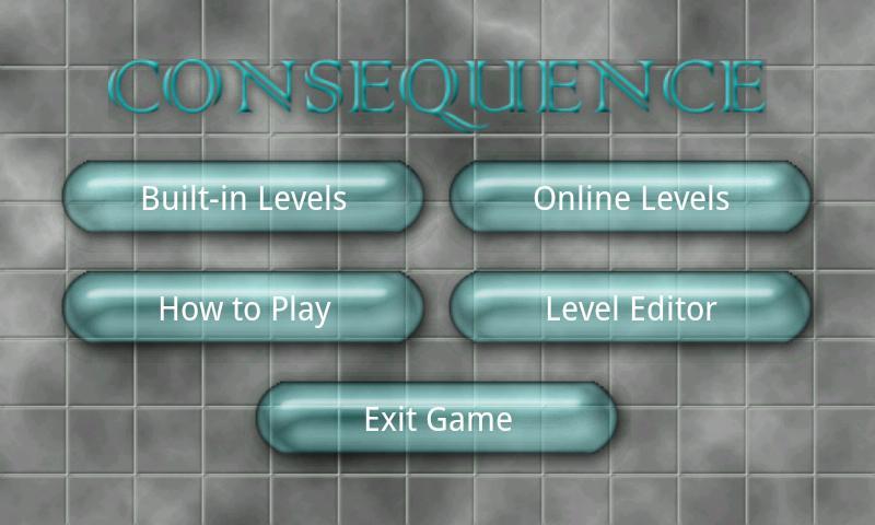 Consequence Lite - screenshot
