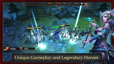 Demonrock: War of Ages Screenshot 10