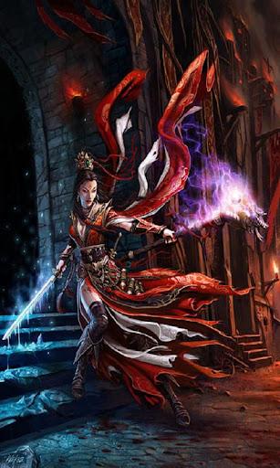 Diablo3 Magician
