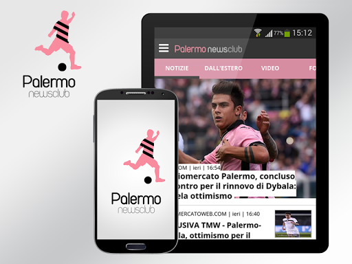 Palermo NewsClub RSS Reader