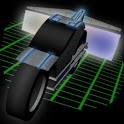 Light Racer 3D Unlocked icon