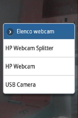 Webcam 2 Smartphone - screenshot