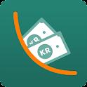 Lommebudget icon