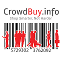 Crowdbuy Barcode Scanner icon