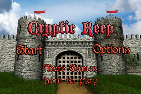 Cryptic Keep - screenshot thumbnail