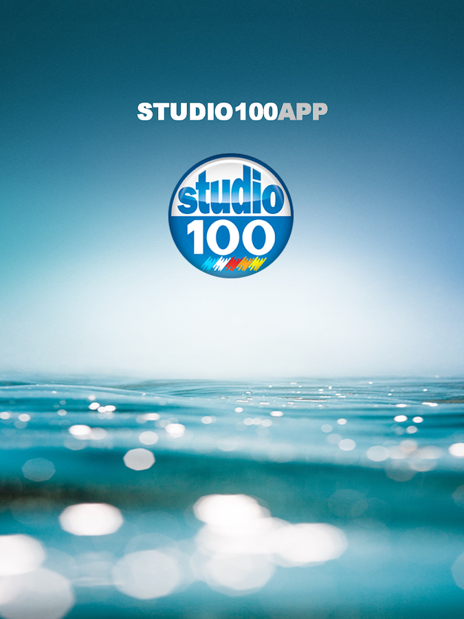 STUDIO100APP- screenshot