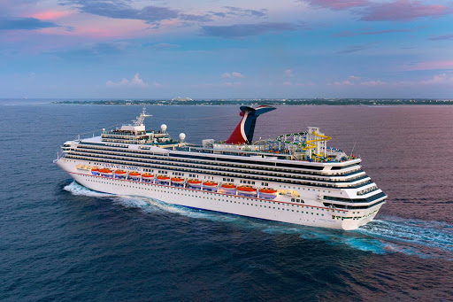 Carnival-Sunshine-Sailing-Away - In addition to cruises of two to five or six to nine days, Carnival Sunshine has sailings of 10 days or more for those with more time to relax and revive.