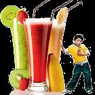 فوائد العصير الطبيعي icon