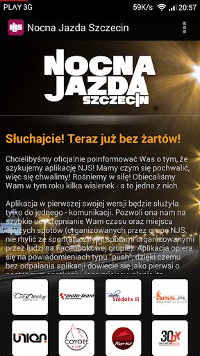 Nocna Jazda Szczecin
