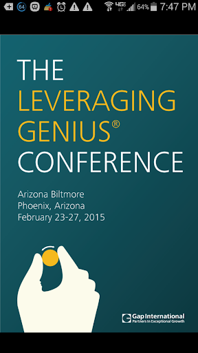Leveraging Genius® Conference