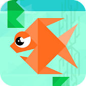 Sinking Fish: Tiny Flappy Fish