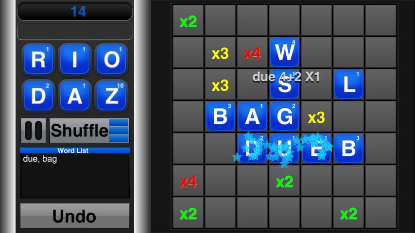 Word Builder Pro- screenshot