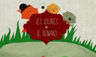 Screenshot of Les Loutres et le Renard