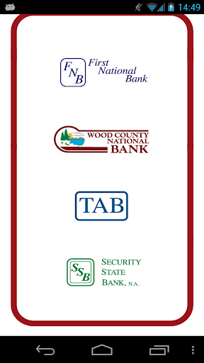 FNB TAB SSB and WCNB Mobile