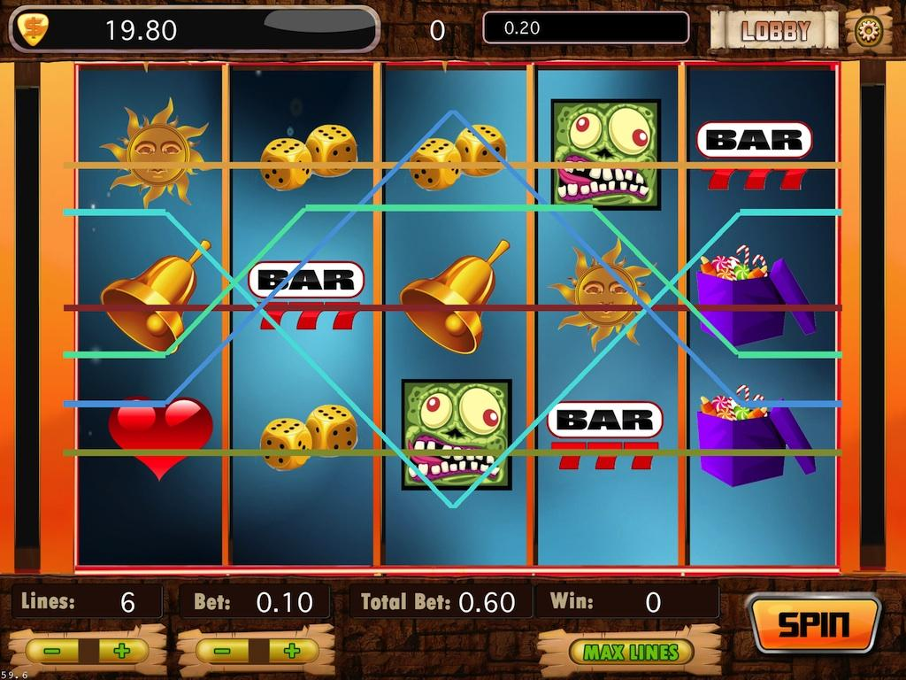 777 Casino Vegas Slotter- Free - screenshot