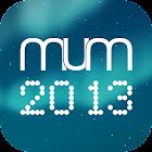 MUM 2013 icon