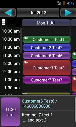 【免費商業App】Customer Appointments Manager-APP點子