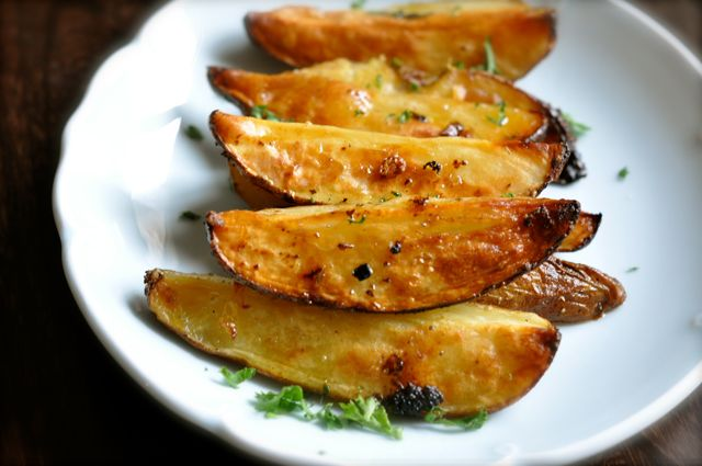 Greek Style Roasted Potatoes Recipe