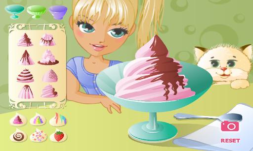 Favorite Frozen Dessert