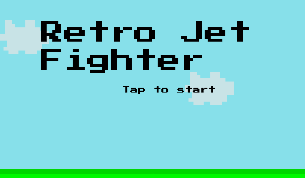 Retro Jet Fighter- screenshot