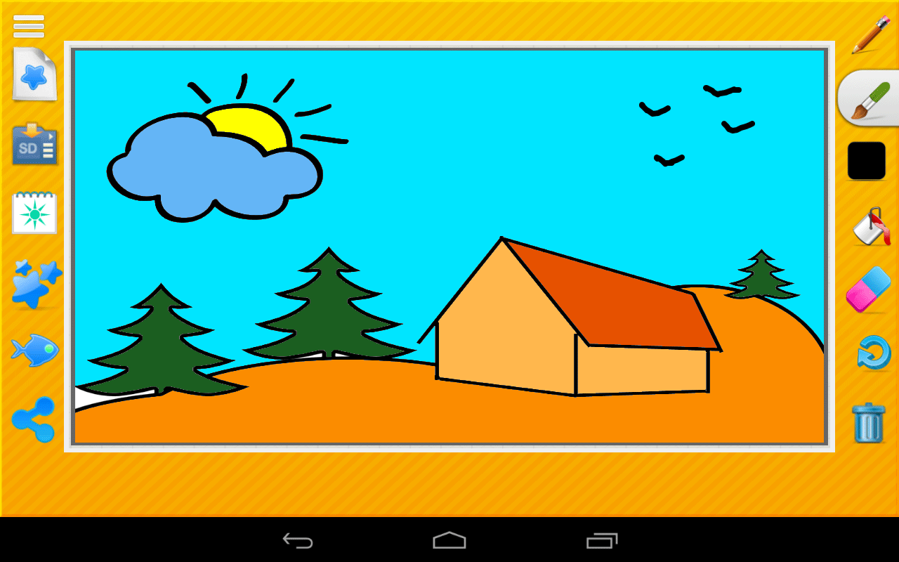 drawing book for all ages screenshot - Drawing Book Pictures
