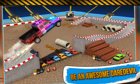 4x4 Monster Truck Stunts 3D 1.8 screenshot 641606
