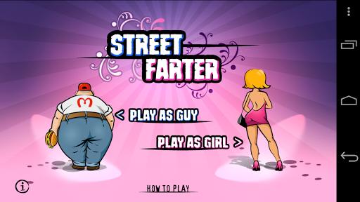 Street Farter X