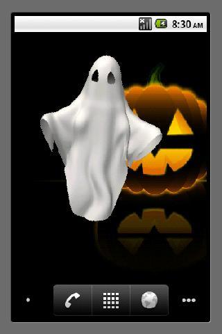 Halloween HD LWP