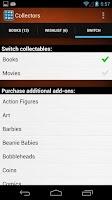 Screenshot of Collectors