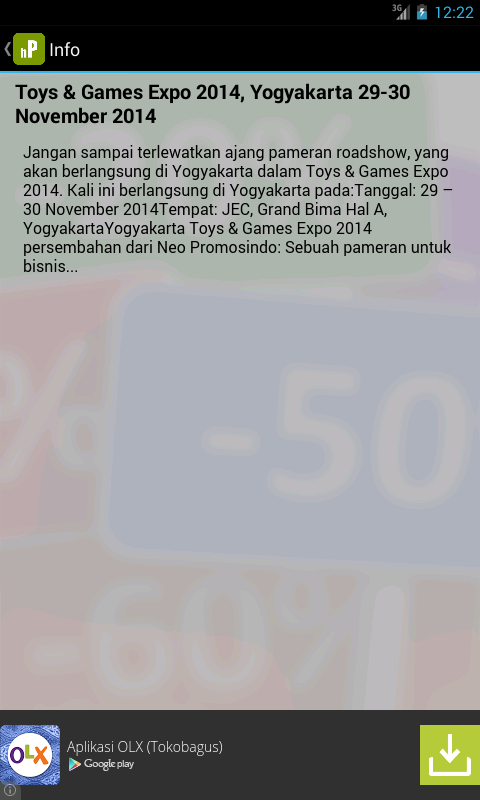Harga Promo - screenshot