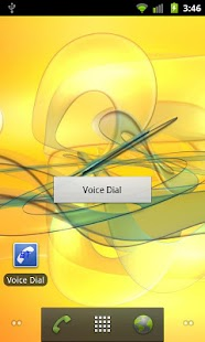 Bluetooth Voice Dial Widget - screenshot thumbnail