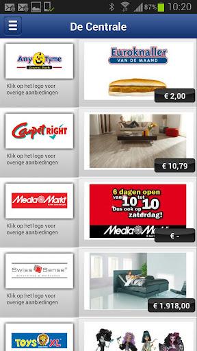 【免費購物App】De Centrale-APP點子