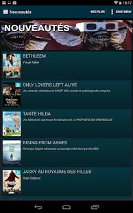 FilmoTV - Le cinéma en VOD - screenshot thumbnail