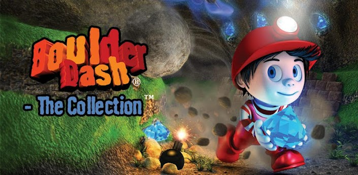BoulderDash TheFullCollection v1.3.9