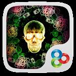 Rose Soul GO Launcher Theme v1.0