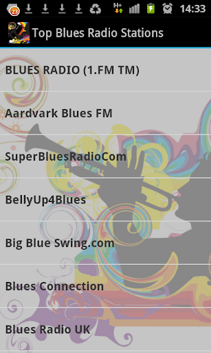 Blues Radio Stations