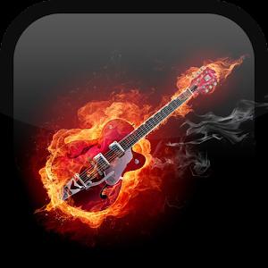 Gitara Animowane Tapety APK