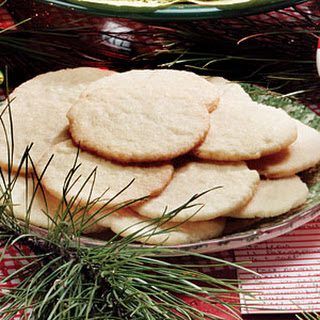 Grandma's Soft Sugar Cookies