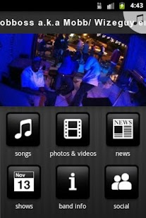 Mobboss a.k.a Mobb/ Wizeguy en - screenshot thumbnail