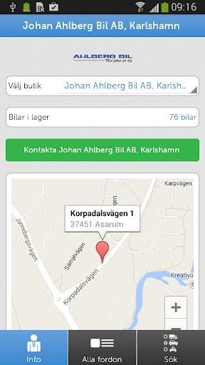 Johan Ahlberg Bil AB