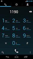 Screenshot of เบอร์โทรฉุกเฉิน