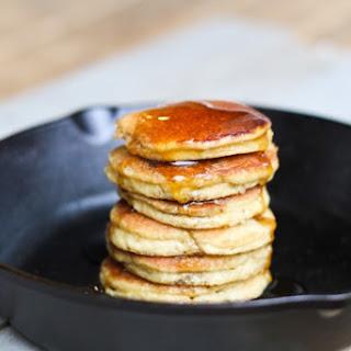 Almond Flour Pancakes.