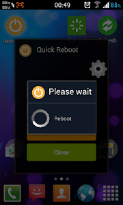 Quick Reboot (Root) v1.5