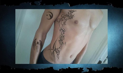 Tattoo Cam- screenshot thumbnail