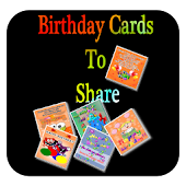 Birthday Cards To Share