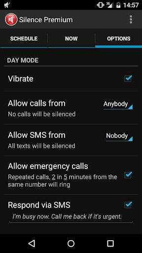 【免費工具App】Silence Premium Do Not Disturb-APP點子