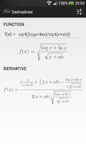 Derivatives - náhled