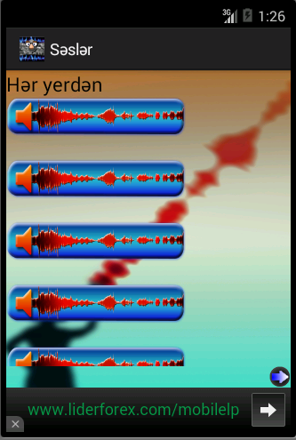 【免費娛樂App】Maraqlı Səslər-APP點子