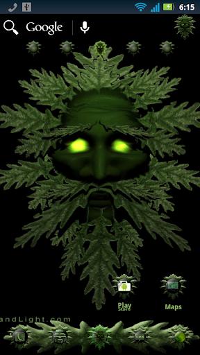 Green Man Theme