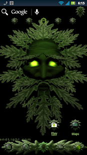 Green Man Theme- screenshot thumbnail